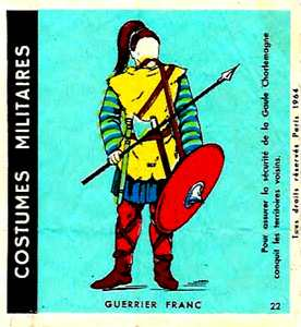 guerrier gaulois dessin